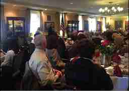 Pursuing Him with Purpose - Luncheon